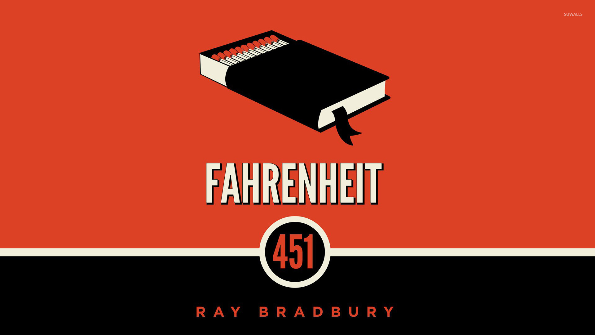 An analysis of the city in theory in fahrenheit 451 by ray bradbury