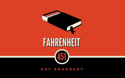 Fahrenheit 451 wallpaper