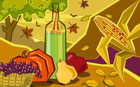 Fall harvest wallpaper 1920x1200 jpg