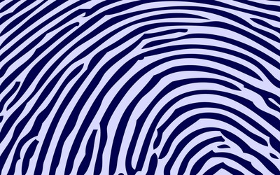 Fingerprint wallpaper