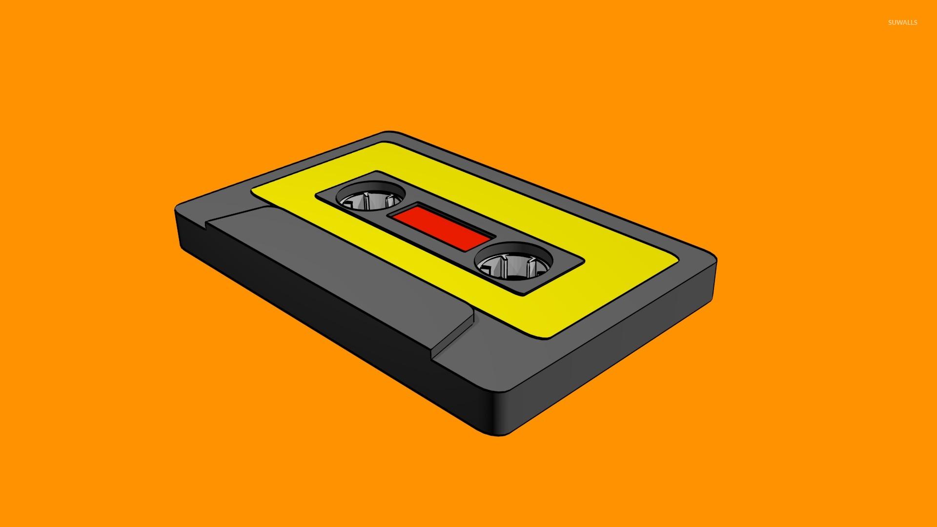 Cassette Tape Wallpaper Vector Wallpapers 41988