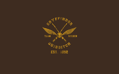 Gryffindor Quidditch team wallpaper