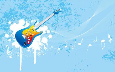 Guitar [3] wallpaper