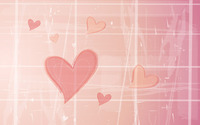 Hearts in a grid wallpaper 1920x1200 jpg