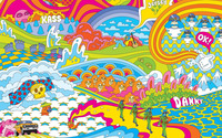 Hippie trip wallpaper 1920x1200 jpg