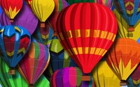 Hot air balloons wallpaper 1920x1200 jpg
