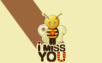 I miss you wallpaper 1920x1200 jpg