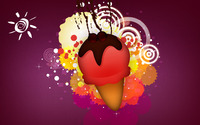 Ice Cream wallpaper 1920x1200 jpg