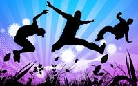 Jump wallpaper 2560x1600 jpg