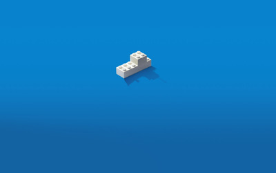 Lego creativity wallpaper