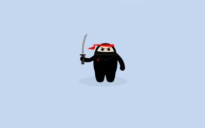 Ninja [2] wallpaper