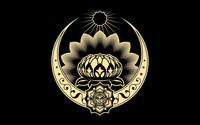 Obey - Lotus Ornament wallpaper 1920x1200 jpg