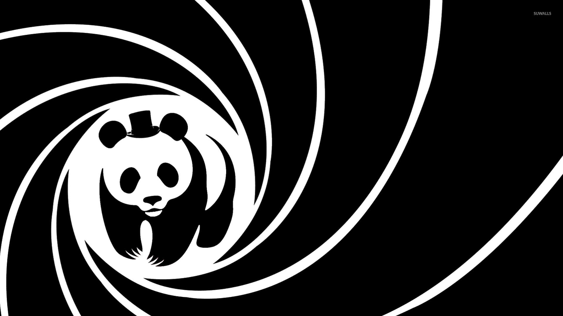 Panda Wallpaper Vector Wallpapers 15412
