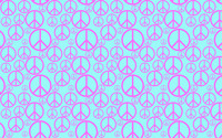 Peace symbol pattern wallpaper 2880x1800 jpg