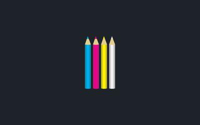 Pencils [5] wallpaper
