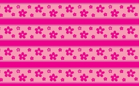Pink flower pattern wallpaper 1920x1200 jpg