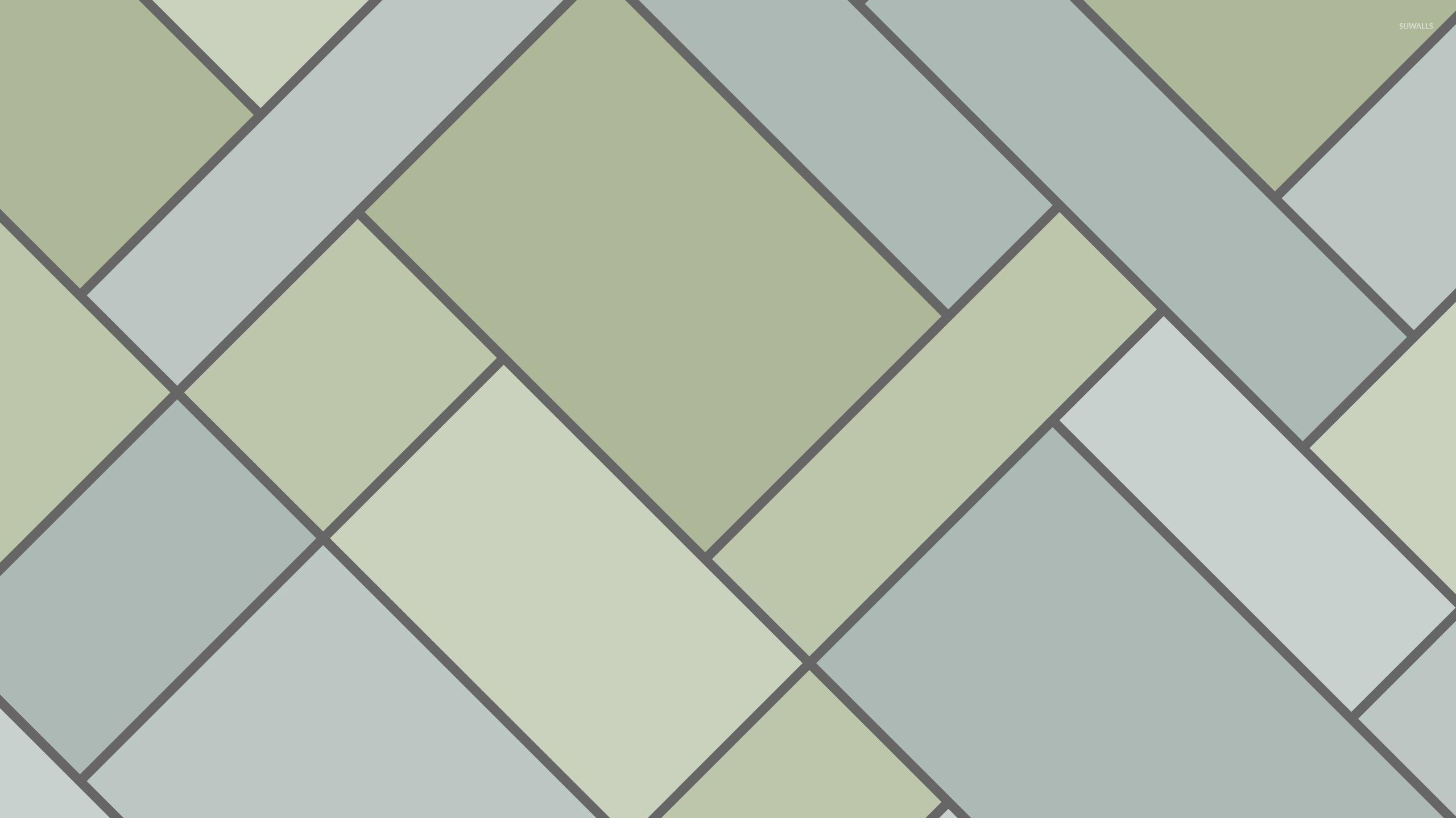 Rectangles wallpaper - Vector wallpapers - #26731