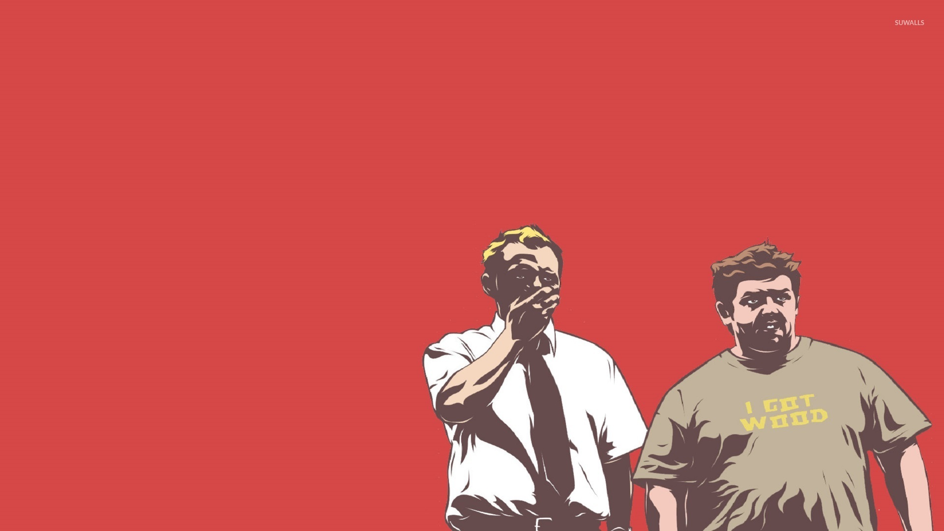 shaun of the dead wallpaper - photo #1