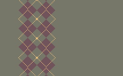 Shirt square pattern wallpaper