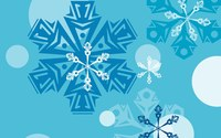 Snowflakes [12] wallpaper 1920x1200 jpg