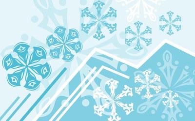 Snowflakes [10] wallpaper