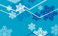 Snowflakes floating wallpaper 1920x1200 jpg