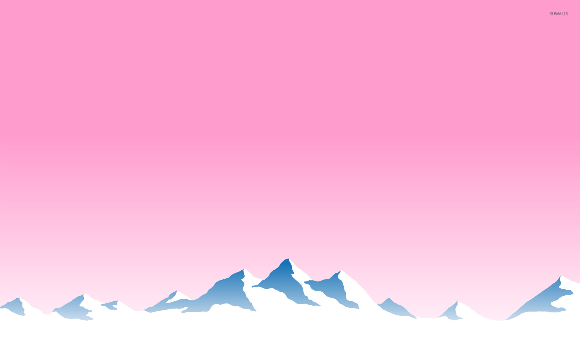 Snowy Mountains 10 Wallpaper Vector Wallpapers 16552