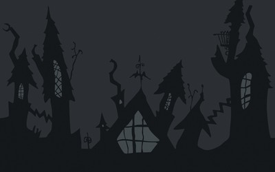 Spooky house [2] wallpaper