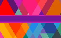 Stripe over rhombuses wallpaper 2880x1800 jpg