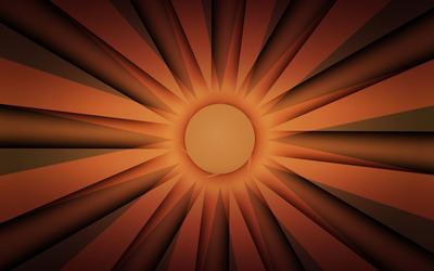 Sun [5] wallpaper