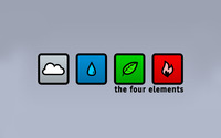 The four elements wallpaper 1920x1200 jpg