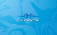This week in Tech wallpaper 2560x1600 jpg