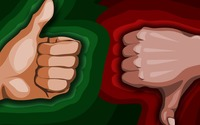 Thumbs up wallpaper 1920x1080 jpg