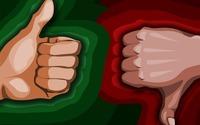 Thumbs up wallpaper 1920x1080 jpg