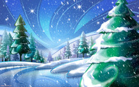 Winter wallpaper 1920x1200 jpg