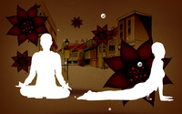 Yoga wallpaper 1920x1200 jpg