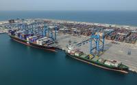 Abu Dhabi Ports wallpaper 3840x2160 jpg