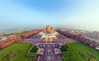 Akshardham wallpaper