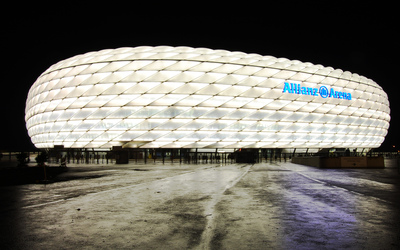 Allianz Arena wallpaper