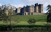 Alnwick Castle wallpaper 1920x1200 jpg