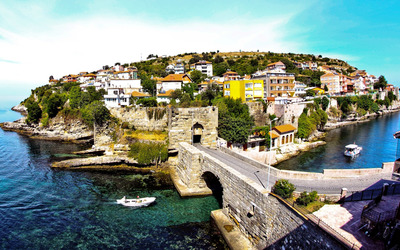Amasra wallpaper
