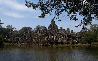 Angkor Thom wallpaper