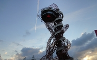 ArcelorMittal Orbit wallpaper 2560x1440 jpg