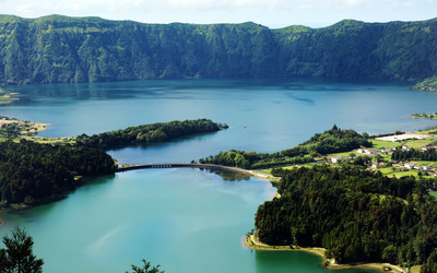 Archipelago of the Azores wallpaper