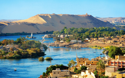 Aswan wallpaper