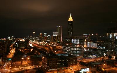 Atlanta [4] wallpaper
