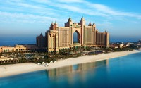 Atlantis, The Palm wallpaper 1920x1200 jpg