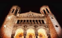 Basilique Notre-Dame de Fourviere wallpaper 2560x1600 jpg