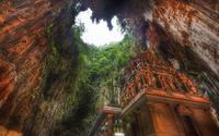 Batu Caves in Kuala Lumpur wallpaper 1920x1200 jpg