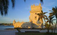 Belem Tower, Lisbon wallpaper 1920x1080 jpg